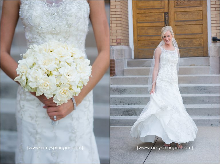 Berne, IN Wedding – Adam and Taylor » Amy Sprunger Photography